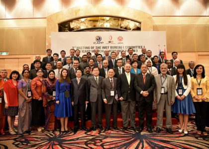 Be Green in Third Meeting of IMEF Bureau